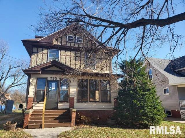 733 Monroe Street, Galesburg, IL 61401 (#QC4217154) :: Nikki Sailor | RE/MAX River Cities
