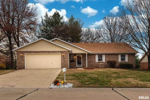 1842 Spruce Hills Drive, Belleville, IL 62221 (#EB437190) :: Paramount Homes QC