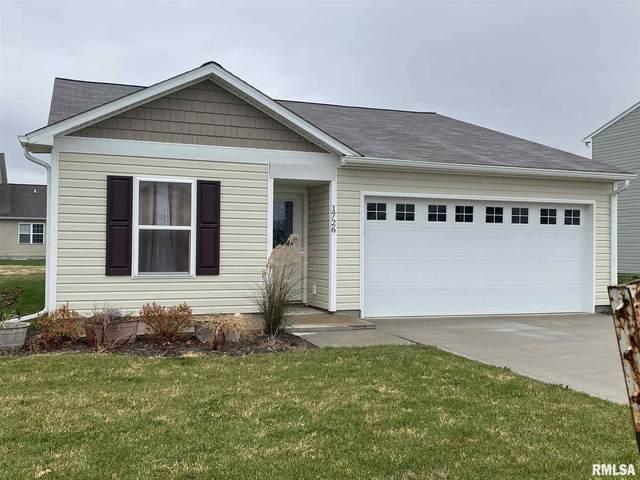 1726 Carson Drive, Davenport, IA 52804 (#QC4217198) :: RE/MAX Professionals