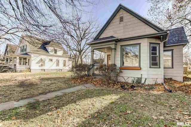 414 W Allen Street, Springfield, IL 62704 (#CA1003902) :: RE/MAX Professionals