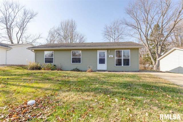 1411 Johnson Lane, Springfield, IL 62702 (#CA1003906) :: RE/MAX Professionals