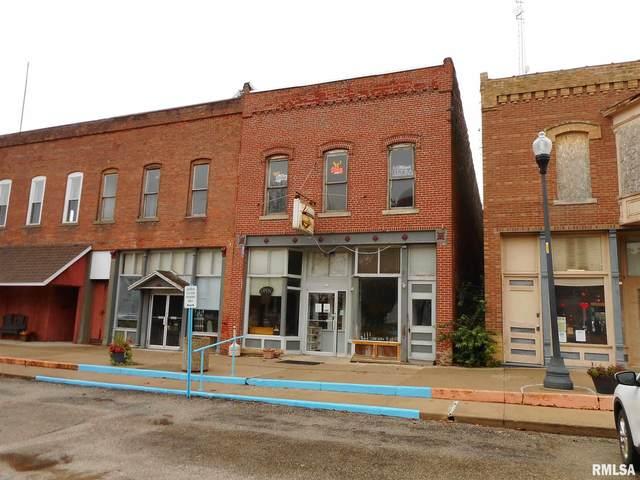 223 N Pearl, Waverly, IL 62962 (#CA1003908) :: Paramount Homes QC