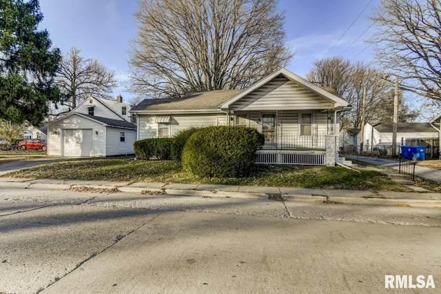 813 E Stanford Avenue, Springfield, IL 62703 (#CA1003914) :: Nikki Sailor | RE/MAX River Cities