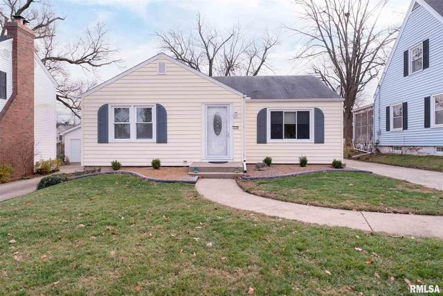 414 W Richwoods Boulevard, Peoria, IL 61604 (#PA1220767) :: RE/MAX Professionals
