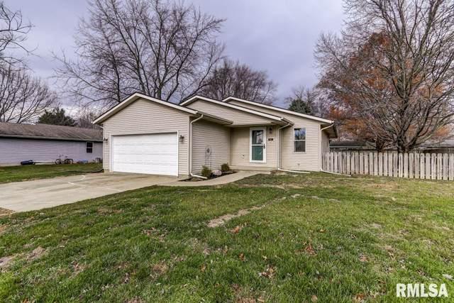 21 Barbara Lane, Auburn, IL 62615 (#CA1003944) :: Killebrew - Real Estate Group