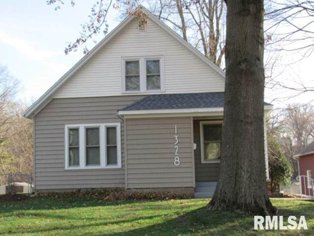 1328 45TH Avenue, Rock Island, IL 61201 (#QC4217260) :: The Bryson Smith Team