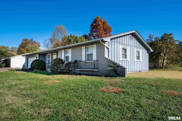 101 Skyline Drive, Marion, IL 62959 (#EB437241) :: Killebrew - Real Estate Group