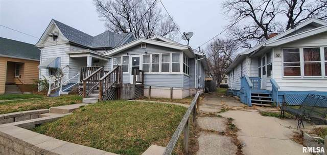 1013 W Hanssler Place, Peoria, IL 61604 (#PA1220793) :: RE/MAX Preferred Choice