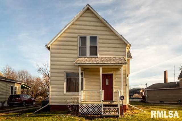 201 Diagonal Street, Wyoming, IL 61491 (#PA1220803) :: RE/MAX Preferred Choice