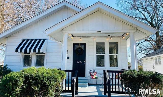 2948 S 4TH Street, Springfield, IL 62703 (#CA1003994) :: Nikki Sailor | RE/MAX River Cities