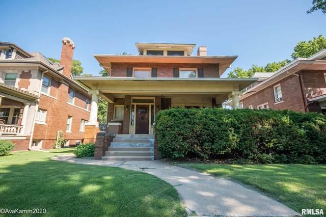 811 W Moss Avenue, Peoria, IL 61606 (#PA1220831) :: Killebrew - Real Estate Group