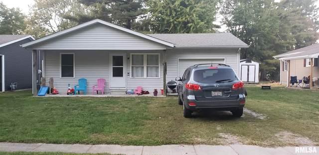 219 Ross Street, Dawson, IL 62520 (#CA1004015) :: RE/MAX Professionals