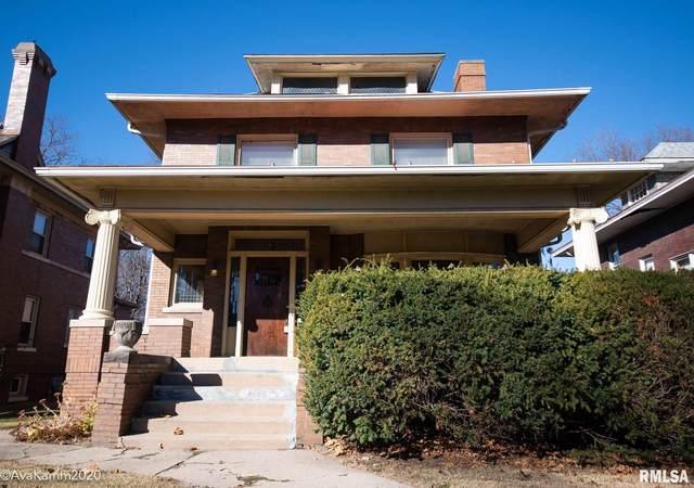 811 W Moss Avenue, Peoria, IL 61606 (#PA1220861) :: Killebrew - Real Estate Group