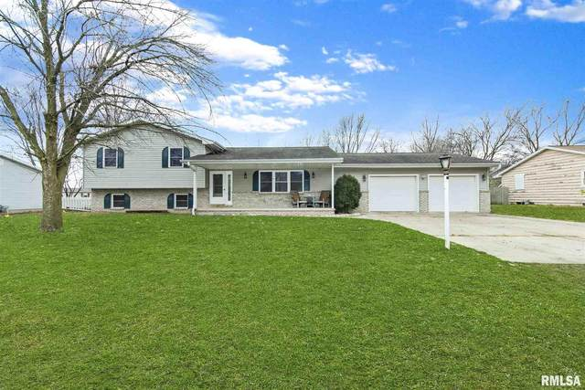 203 Worner Street, Green Valley, IL 61534 (#PA1220863) :: Killebrew - Real Estate Group
