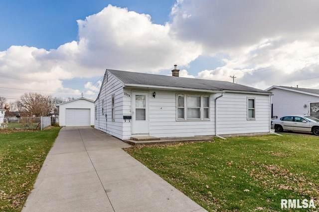 2204 46TH Street, Moline, IL 61265 (#QC4217364) :: Paramount Homes QC