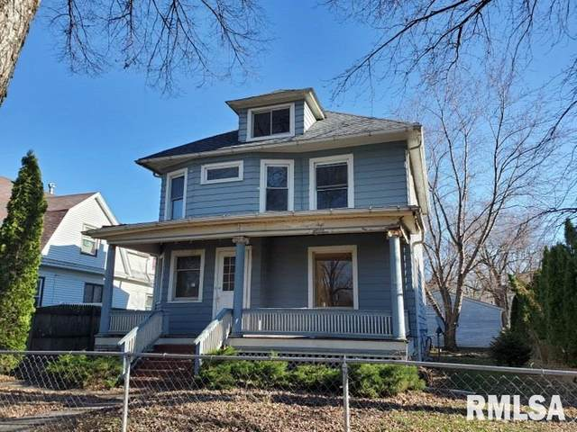 1019 16TH Street, Rock Island, IL 61201 (#QC4217367) :: Paramount Homes QC