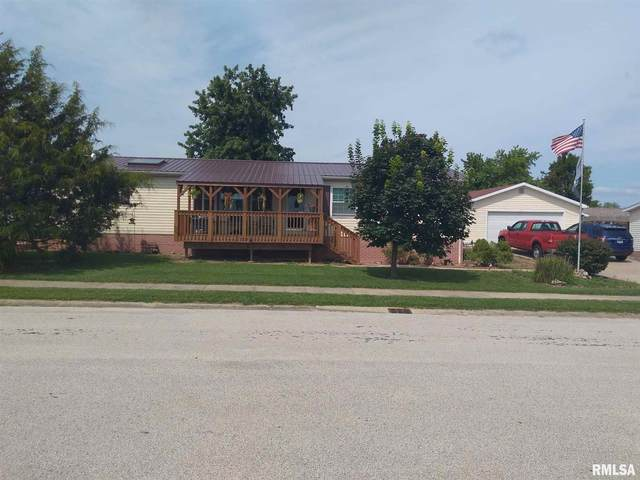 119 Woodfield, Jacksonville, IL 62650 (#CA1004051) :: Killebrew - Real Estate Group