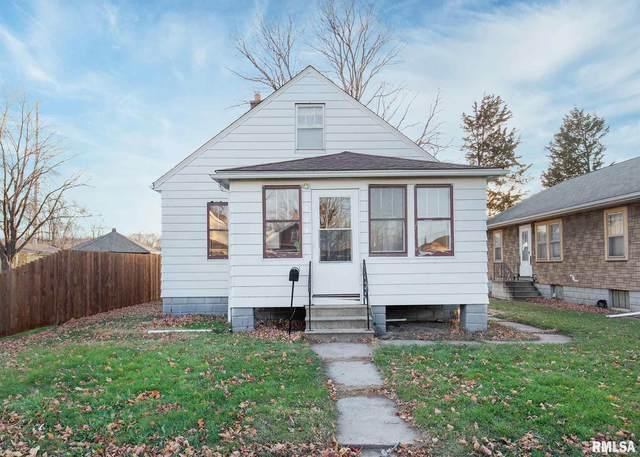 1708 10TH Avenue, East Moline, IL 61265 (#QC4217404) :: RE/MAX Professionals