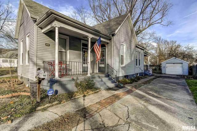 1108 N 3RD Street, Springfield, IL 62702 (MLS #CA1004076) :: BN Homes Group