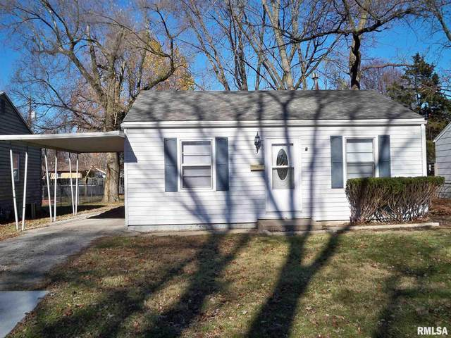 5 West Grand Court, Springfield, IL 62704 (MLS #CA1004081) :: BN Homes Group