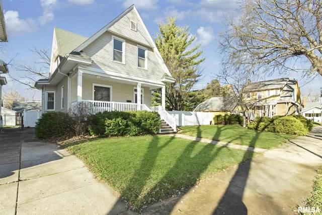 1219 N Garfield Avenue, Peoria, IL 61606 (#PA1220934) :: The Bryson Smith Team