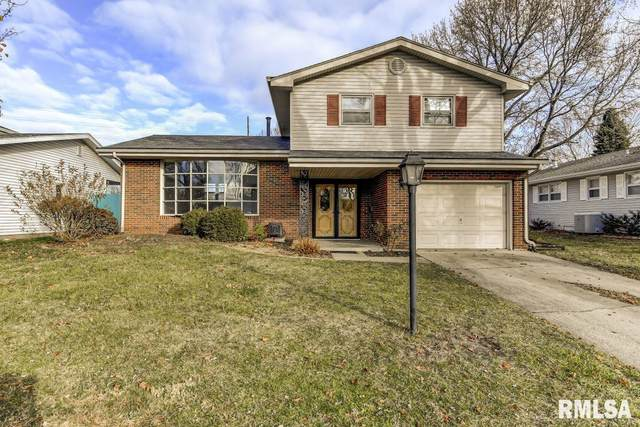 2349 Grinnell Drive, Springfield, IL 62704 (#CA1004088) :: Killebrew - Real Estate Group