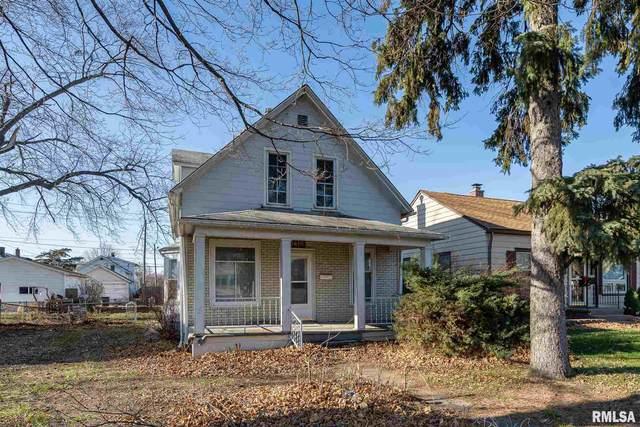 1416 39TH Street, Rock Island, IL 61201 (#QC4217451) :: Killebrew - Real Estate Group