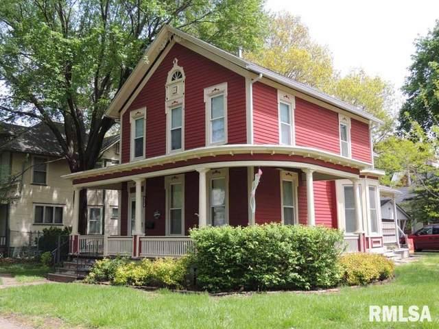 847 21st St Street, Rock Island, IL 61201 (#CA1004122) :: Killebrew - Real Estate Group