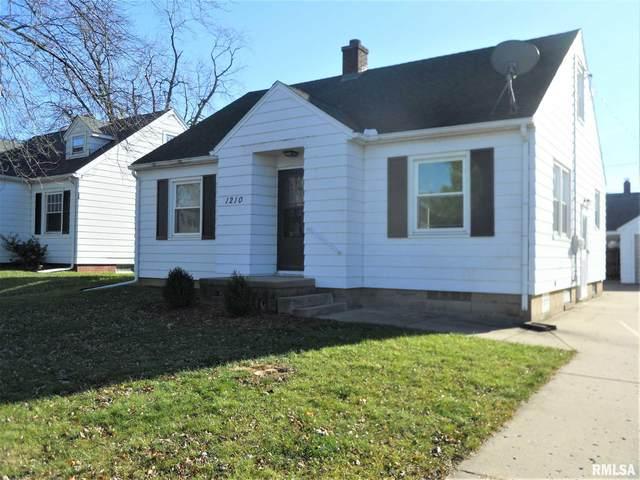 1210 E Fairoaks Avenue, Peoria, IL 61603 (#PA1221012) :: The Bryson Smith Team