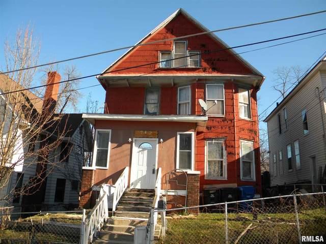 742 14TH Street, Moline, IL 61265 (#QC4217515) :: Nikki Sailor | RE/MAX River Cities