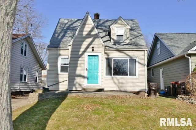 929 W Willcox Avenue, Peoria, IL 61604 (#PA1221055) :: Killebrew - Real Estate Group