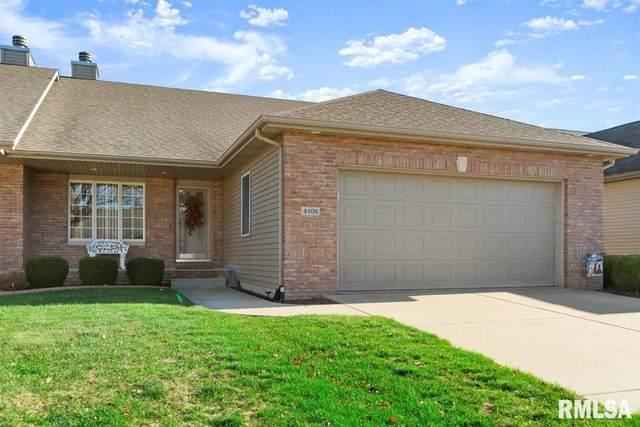 4406 Castle Pines Drive, Springfield, IL 62711 (#CA1004172) :: Killebrew - Real Estate Group