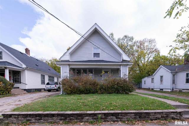 2014 N North Street, Peoria, IL 61604 (#PA1221063) :: The Bryson Smith Team