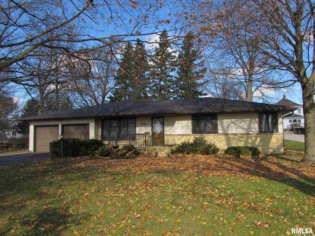 1222 E Mckinley Street, Lowpoint, IL 61545 (#PA1221077) :: Killebrew - Real Estate Group