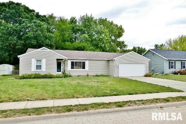 107 Mabee Avenue, East Peoria, IL 61611 (#PA1221135) :: The Bryson Smith Team