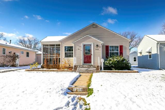 2208 43RD Street, Rock Island, IL 61201 (#QC4217600) :: Killebrew - Real Estate Group