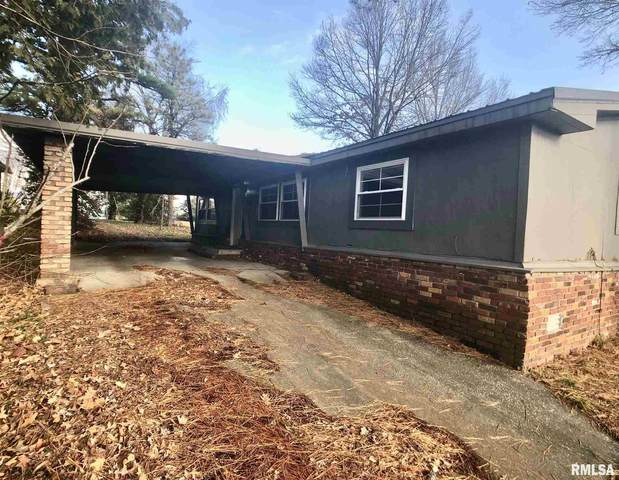 512 & 512B E Church Street, Harrisburg, IL 62946 (#EB437630) :: Killebrew - Real Estate Group