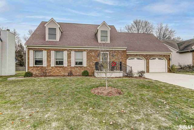 110 Westwinds Drive, Jacksonville, IL 62650 (#CA1004244) :: Killebrew - Real Estate Group