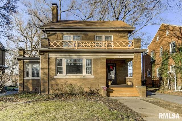 1021 W South Grand Avenue, Springfield, IL 62704 (#CA1004245) :: RE/MAX Preferred Choice