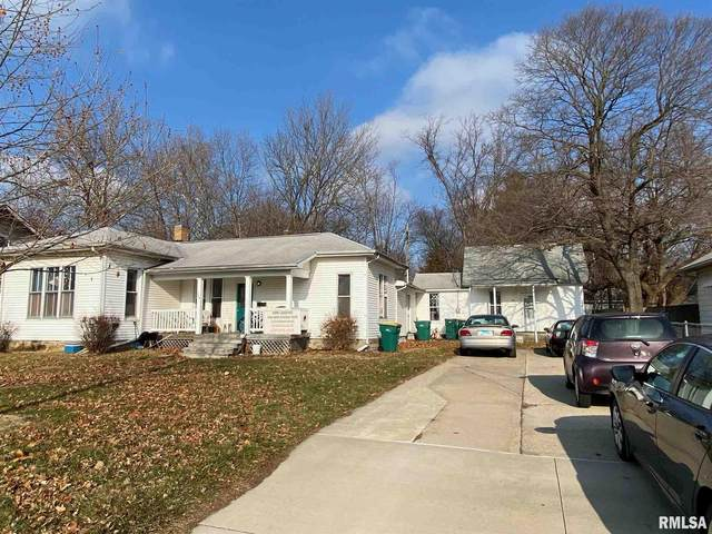 128 W Adams Street, Macomb, IL 61455 (#PA1221184) :: The Bryson Smith Team