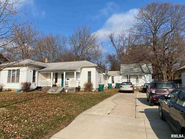 128 W Adams Street, Macomb, IL 61455 (#PA1221184) :: RE/MAX Professionals