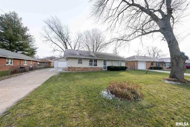 1210 N Coronado Drive, Peoria, IL 61604 (#PA1221188) :: Killebrew - Real Estate Group