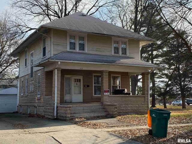 423 N Mcarthur Street, Macomb, IL 61455 (#PA1221189) :: RE/MAX Professionals