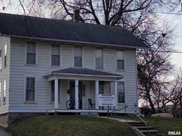 423 W Calhoun Street, Macomb, IL 61455 (#PA1221190) :: Paramount Homes QC