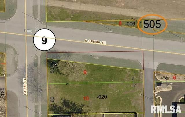 108 S Harris Street, Tremont, IL 61548 (#PA1221206) :: Paramount Homes QC