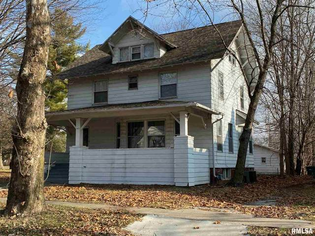 413 N Mcarthur Street, Macomb, IL 61455 (#PA1221223) :: RE/MAX Professionals