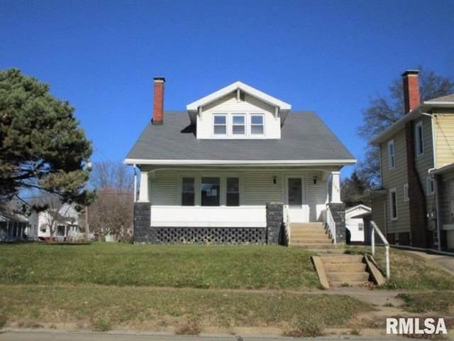 159 W Locust Street, Canton, IL 61520 (#PA1221225) :: Paramount Homes QC