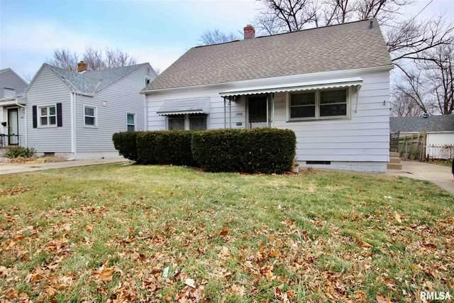 2806 N Wisconsin Avenue, Peoria, IL 61603 (#PA1221227) :: Killebrew - Real Estate Group