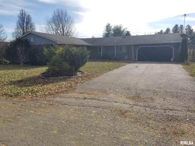 16737 Beechwood Lane, Carlinville, IL 62626 (#CA1004284) :: RE/MAX Preferred Choice