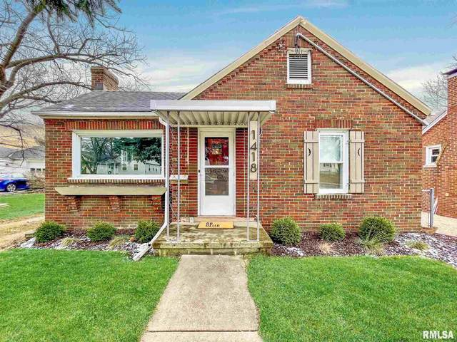 1418 E Kelly Avenue, Peoria Heights, IL 61616 (#PA1221249) :: RE/MAX Preferred Choice